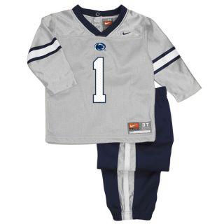 Penn State Toddler Football Jersey Pants Uniform Sz 2T
