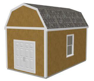 30X40 Pole Barn Plans