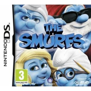 The Smurfs Nintendo DS DSi Game Brand New SEALED PAL