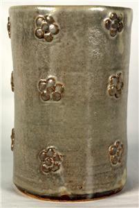 Sara Gilbertson Ceramic Pottery Flower Vase