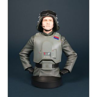 Gentle Giant Star Wars General Veers Mini Bust New SEALED