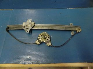 GEO TRACKER SUZUKI SIDEKICK RF WINDOW REGULATOR 89 98 4DR passenger