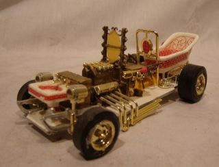 MONOGRAM 1969 BATHTUB BUGGY GEORGE BARRIS CUSTOM VINTAGE MODEL CAR
