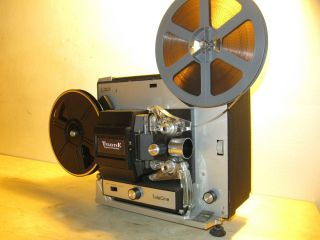 Bell Howell Super 8 Telecine Projector