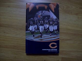 Chicago Bears NFL Football Team Media Guide Book George Halas