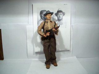 George Machine Gun Kelly Gangster Figure 12 1 6