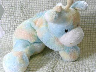Baby Gund Raffle 58003 Baby Plush Giraffe Pastel Toy