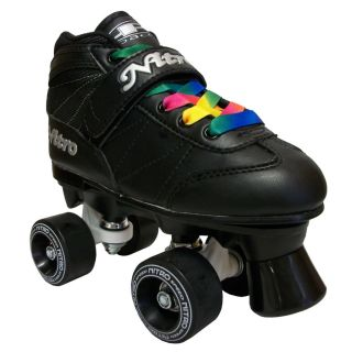 Laces Quad Speed Roller Derby Skates Mens Boys Girls Kids