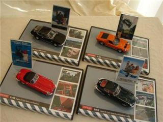 BOND Aston Martin DBS V8 OHMSS George Lazenby Diana Rigg DVD 007 1969