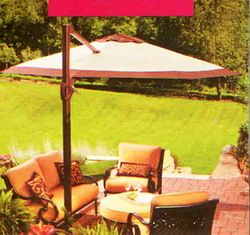 Southern Patio 11ft Offset Umbrella Replacement Canopy