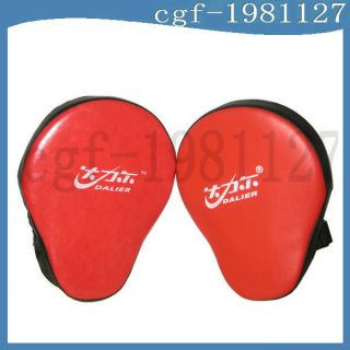 2pcs New Thai Muay Boxing Focus Gloves Mitts Punch Pads