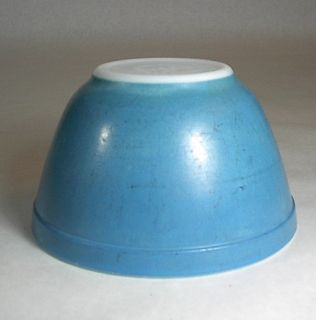 PYREX Small Blue Primary Color Nested Mixing Bowl 401 Replacement