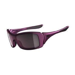 New Oakley Womens Forsake Sunglasses Polished Blush Grey Lens