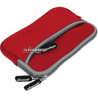 Sleeve Case Bag Cover for 5 2 GPS GARMIN NUVI 1490T 1450LMT 5000