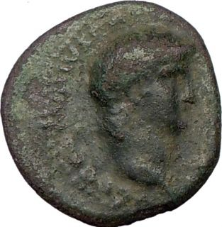 Nero 62AD Balkan Mint RARE Genuine Authentic Ancient Roman Coin