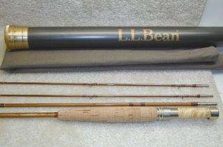 Vintage Fly Rods Bamboo Eastern Coast Tackle Steel Garcia