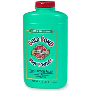 Gold Bond Extra Strength Triple Action Medicated Body Powder 10 oz 283