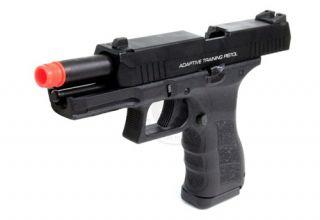 KWA ATP Airsoft Gas Gun Blowback Training Pistol NS2 Gas System Semi