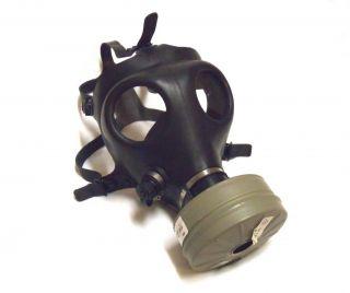Israeli Gas Mask 40mm Filter Unissued Military Surplus