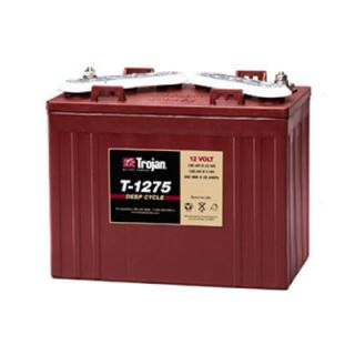 Trojan T 1275 12V 150AH Lead Acid Golf Cart Battery New