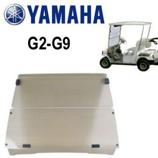 Yamaha G2 G9 Golf Cart Windshield Tinted