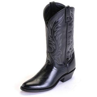 Laredo Kadi Ladies Western Cowboy Boots Blacksize 6 11