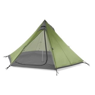 Golite Shangri La 3 Ultralight Complete Backpacking Tent Shelter Nest