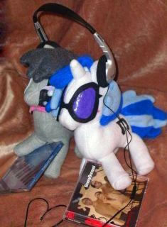 Vinyl Scratch x Octavia Custom Plush That Kiss Gay Pride DJ PON3 My