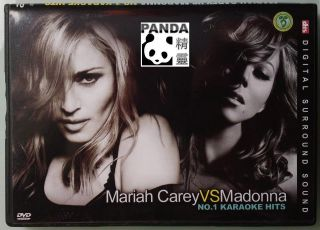 VS Mariah Carey MDNA Girl Gone Wild Broken Superstar Picture Disc DVD