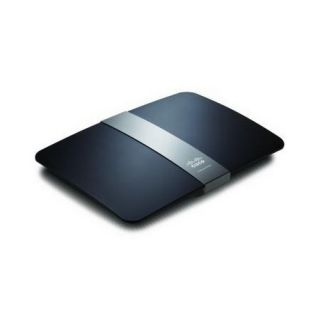 E4200 Dual Band Wireless N Router With Gigabit Ethernet 4 Port Switch