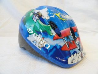 Giro ME2 Infant Toddler Bike Helmet Blue Aviator Pigs