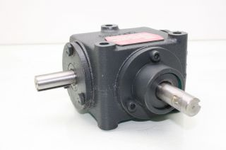 Hub City Gear Drive Gearbox Right Angle M2 1 1 15mm