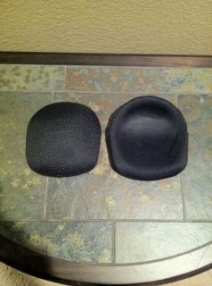 AB CIRCLE PRO REPLACEMENT KNEE BOWL GEL PAD INSERTS SET OF 2 NEW