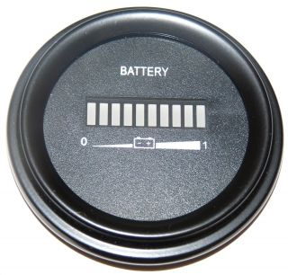 Boat Golf Cart Battery Indicator Meter 36 Volt