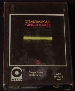 Track Ginger Baker Stratavarious 72 SEALED