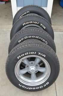 BF Goodrich Tires American Racing Wheels