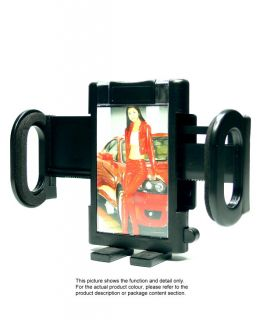Rotating Bike Handle Bar Mount Holder for Phone GPS  U773A
