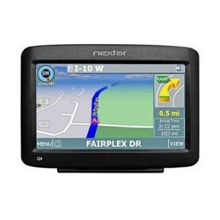 Nextar 4 3  Widescreen Car Truck SUV Portable GPS Navigator