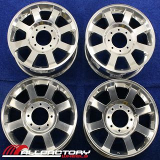 Ford F250 F350 SD Pickup 20 2008 2009 2010 Factory Wheels Rims Set
