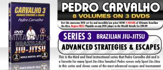 Martial Arts Mega 3 Pack Starring Pedro Carvalho On High Quality DVD