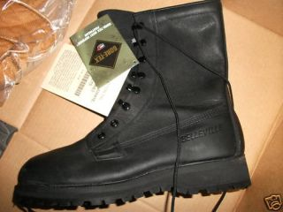 US Army Bates Belleville Gore Tex Boots Combat Military