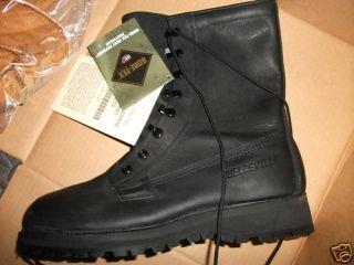 US Army Bates Belleville Gore Tex Boots Combat Military