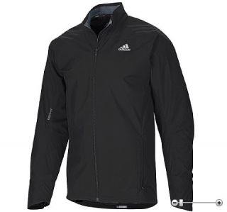 Adidas Supernova Gore Tex Windstopper Black Mens Jacket ClimaProof
