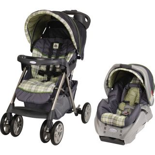 Graco Alano Travel System Stroller Car Seat in Roman Brand New Model