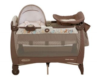 New Graco Pack N Play Playpen Newborn Napper Baby Infants Toddlers