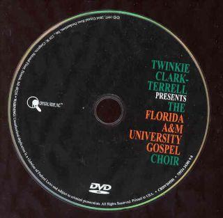Clark DVD Florida A M University Gospel Choir 739242430190
