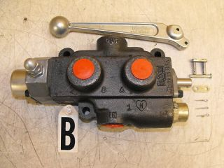 Cross Hydraulic Control Valve Part 108524 New