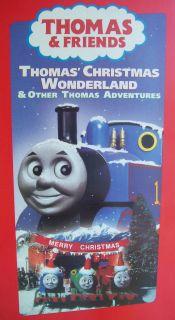 THE TANK ENGINE & FRIENDS THOMAS CHRISTMAS WONDERLAND GEORGE CARLIN