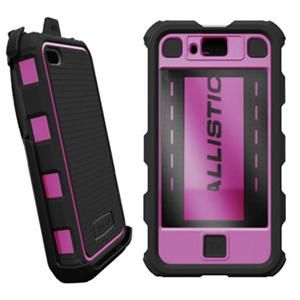 Brand New Ballistic HC Rugged Case for iPhone 4 High Protection Black