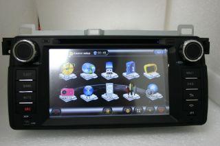 05 S60 Model 3 Series 323 325 328 330 DVD GPS Navigation Radio
